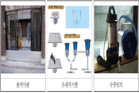 도봉구, 침수방지시설 무료 설치