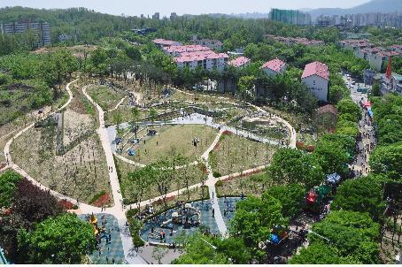 초안산 생태공원, 쌍문1동 꽃마을, 생태도시 위상 드높여