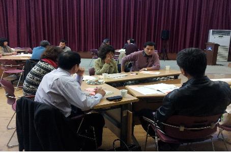'사회적경제' 화두 … 교육 내내 열기 후끈!