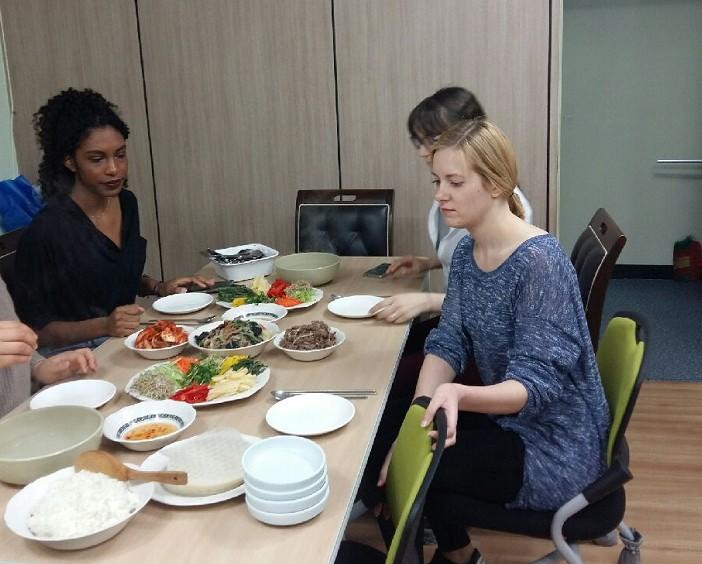쌍문1동, 이웃들과 음식 나누며 소통