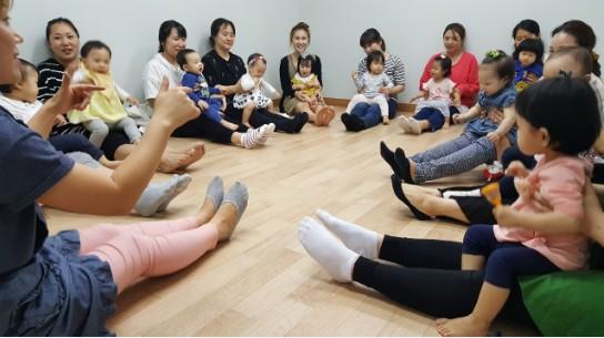 도봉아이맘건강센터, 오감(五感) 쑥쑥! 키우기 『오감발달 통합놀이 교실』 운영
