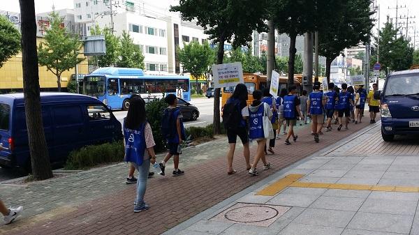 '걷는 도시, 도봉' 역사문화 탐방하고 기부도 한다