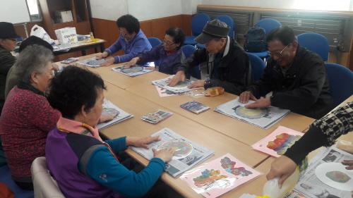 도봉구 방학2동, 어르신 정신건강프로그램 '늘봄교실' 운영